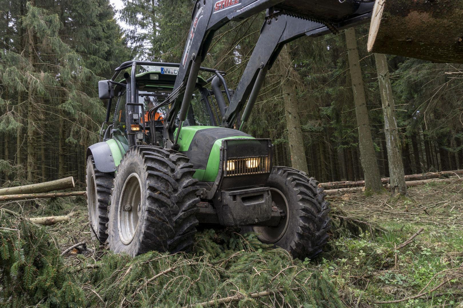 Новый «Тракторный Король» от Nokian Tyres