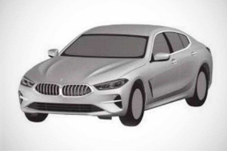 Кабриолет и Gran Coupe BMW 8-Series: первые изображения
