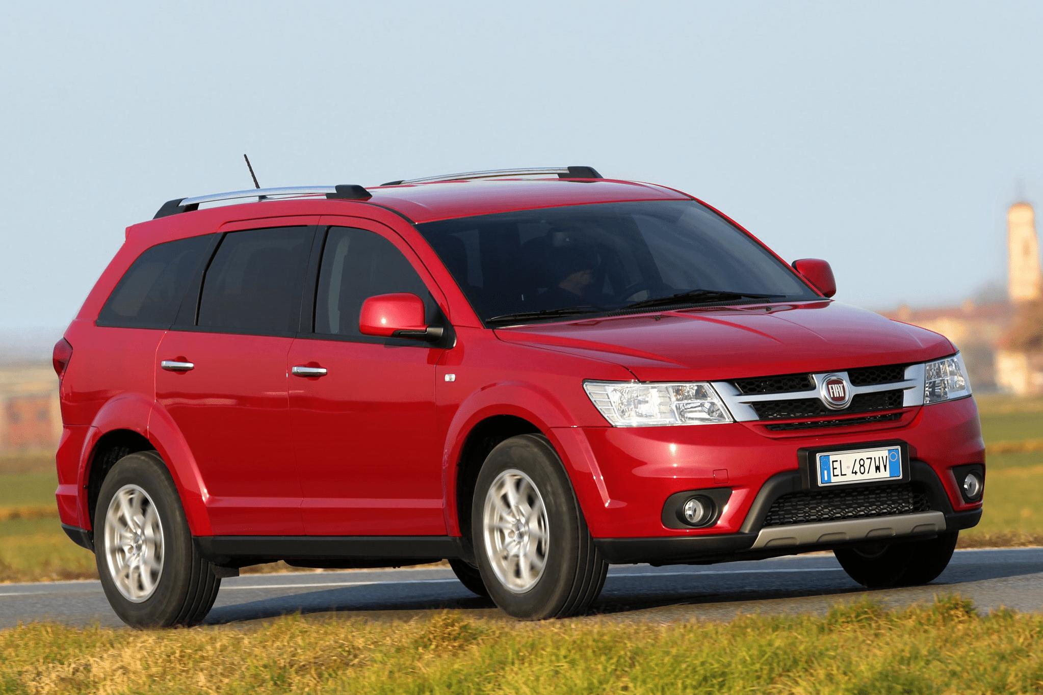 Fiat Freemont отзывают в России