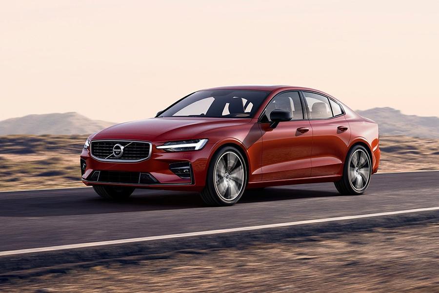 Volvo S60 обойдется без дизелей