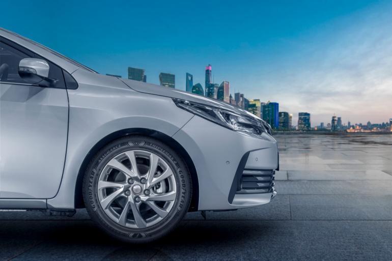 Goodyear отметила 120-летие выпуском новой модели шин Assurance TripleMax 2