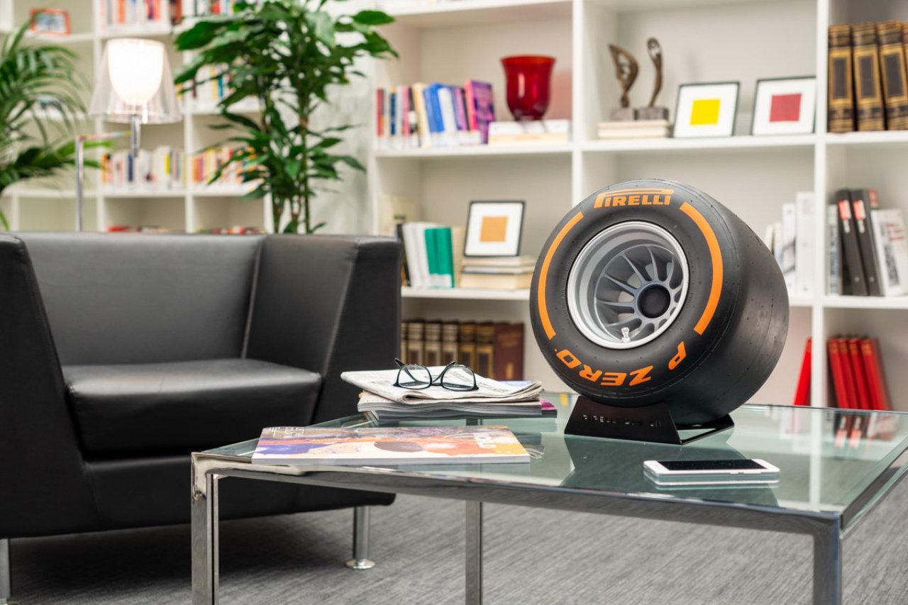 Гоночные шины Pirelli вдохновили дизайнеров IXOOST