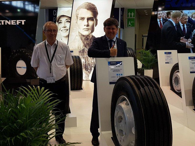 Kama Tyres рассказала о планах по развитию бизнеса и последних новинках