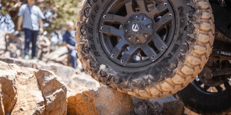 Nexen расширяет размерный диапазон грязевых шин Roadian MTX