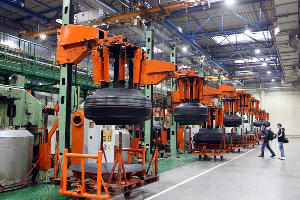 Trelleborg расширяет мощности заводов Mitas в Чехии и Сербии