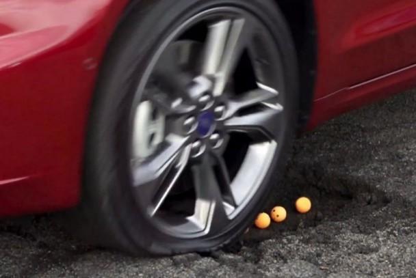 Ford расширит применение активной подвески