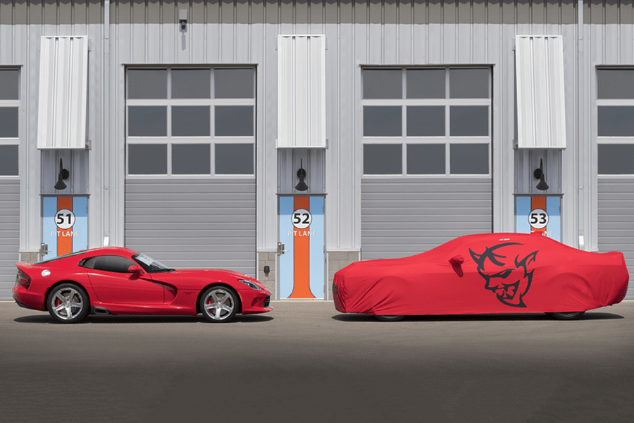 Последние Dodge Viper и Challenger Demon ушли в одни руки