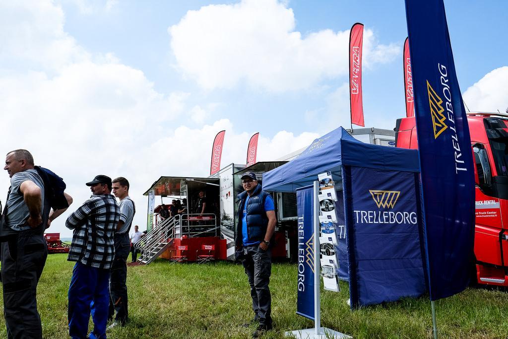 Trelleborg предоставит шины для роуд-шоу Valtra Smart Tour 2018