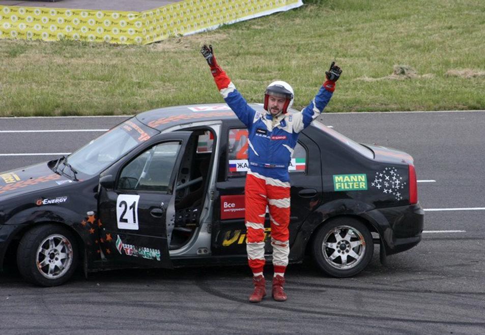 Пилот Viatti вышел в лидеры Кубка РАФ по ралли-кроссу