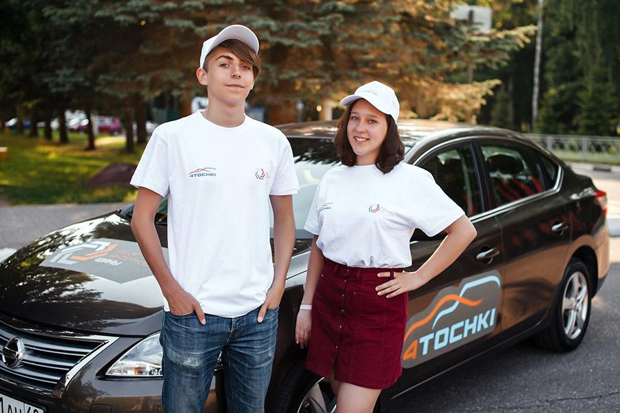 Команда «4точки» - призер Всероссийской Робототехнической Олимпиады