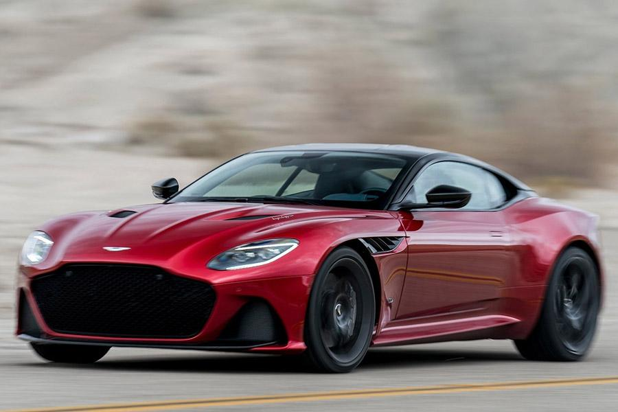Aston Martin показал свою топовую модель