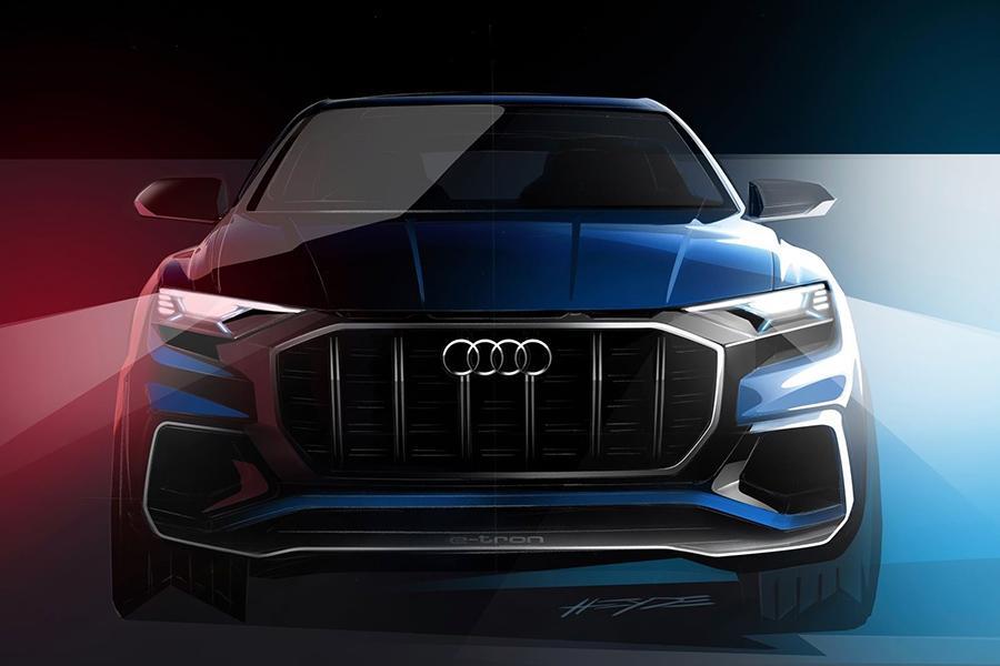 Audi может выпустить кроссовер Q9