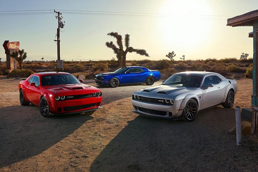 Dodge обновил купе Challenger