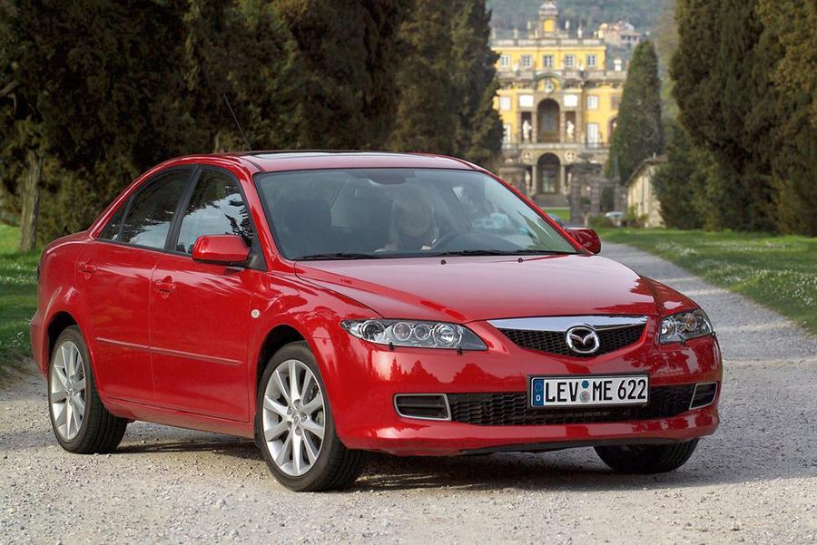 Mazda отзывает «шестерки» первого поколения
