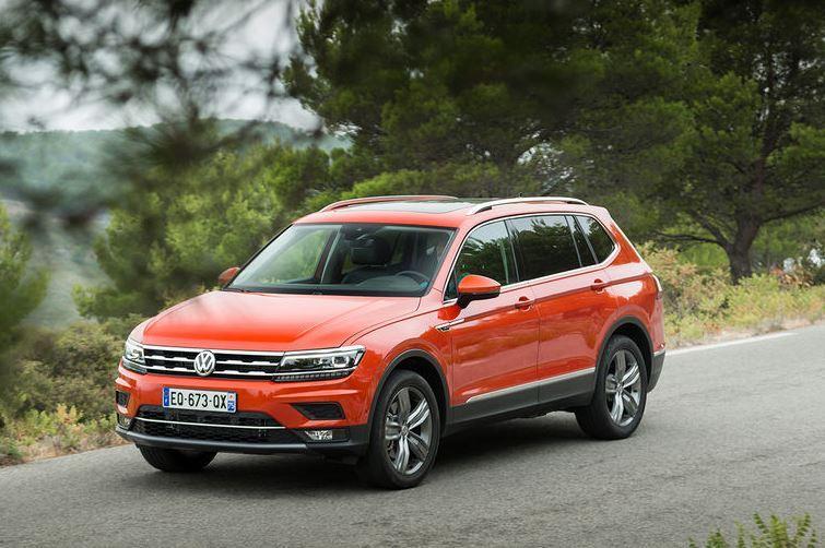 Volkswagen Tiguan Allspace появится на российском рынке
