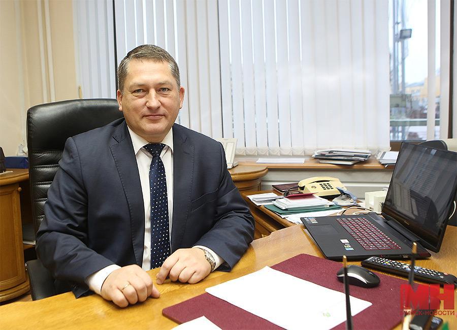 Лукашенко назначил новым гендиректором «Белшины» своего помощника