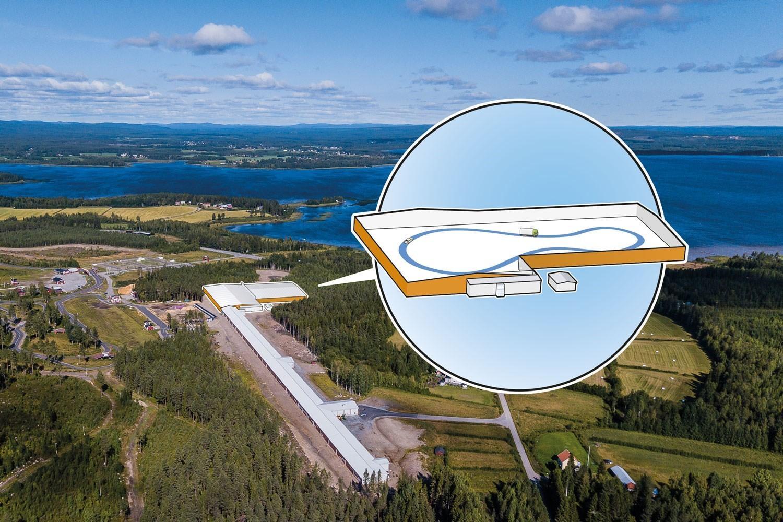 Arctic Falls открыла новый крытый комплекс для тестирования шин