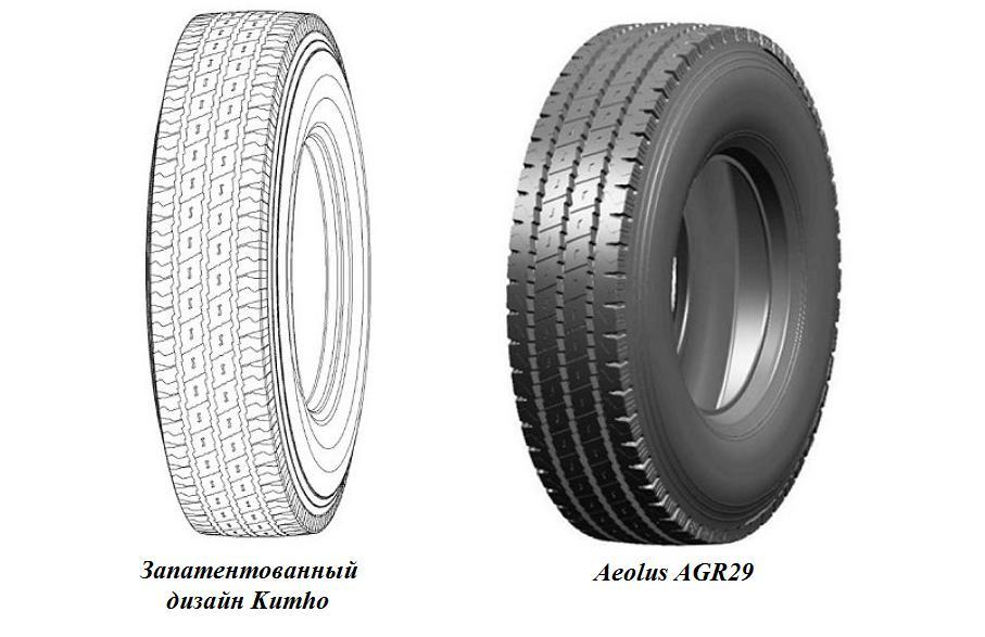 Kumho Tire не смогла доказать свою правоту в патентном суде Южной Кореи