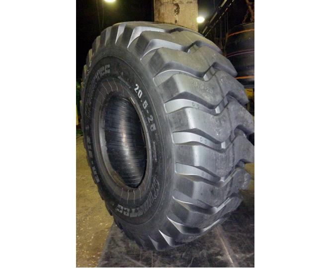 На АШК начали выпуск новой модели индустриальных шин Nortec ER-612