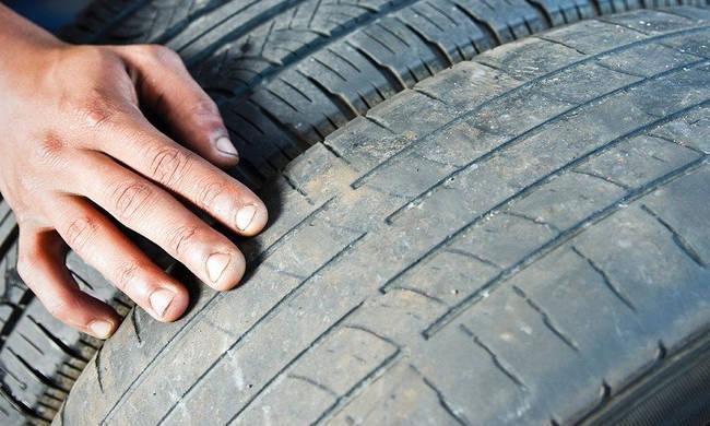 Три четверти киприотов ездят на автомобилях с изношенными шинами