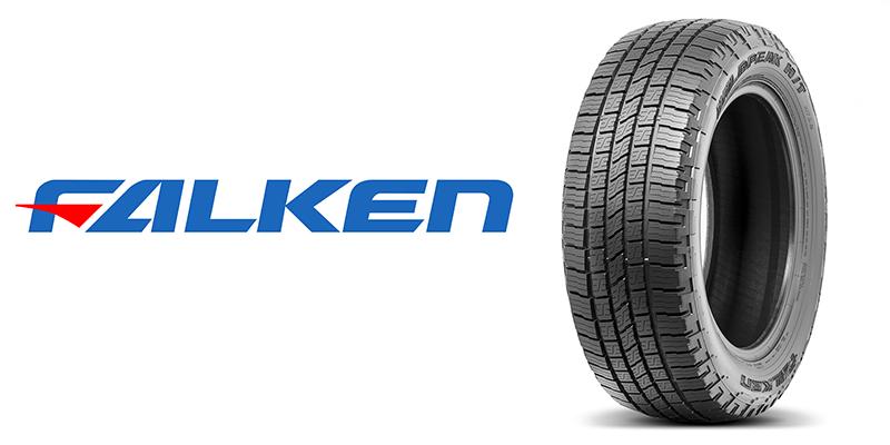 Falken Tire готовит запуск новой шоссейной шины Wildpeak H/T HT02 для пикапов