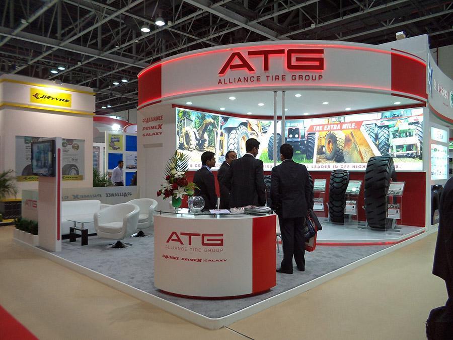 Yokohama представит продукцию дочерней компании ATG на агросалоне IAMS 2018