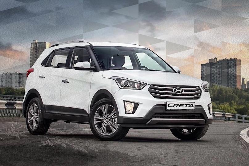 Hyundai Creta обзавелся выгодной комплектацией