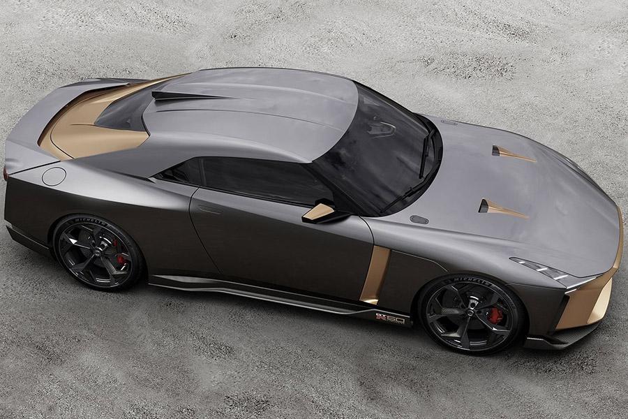 Nissan GT-R от Italdesign могут выпустить небольшим тиражом