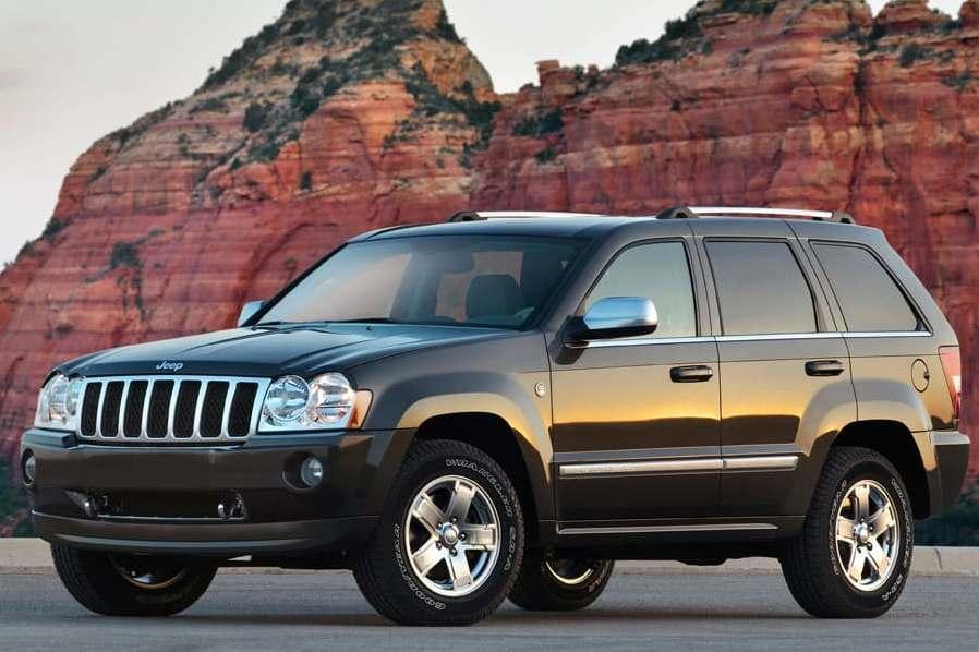В России отзывают модели Jeep и Chrysler