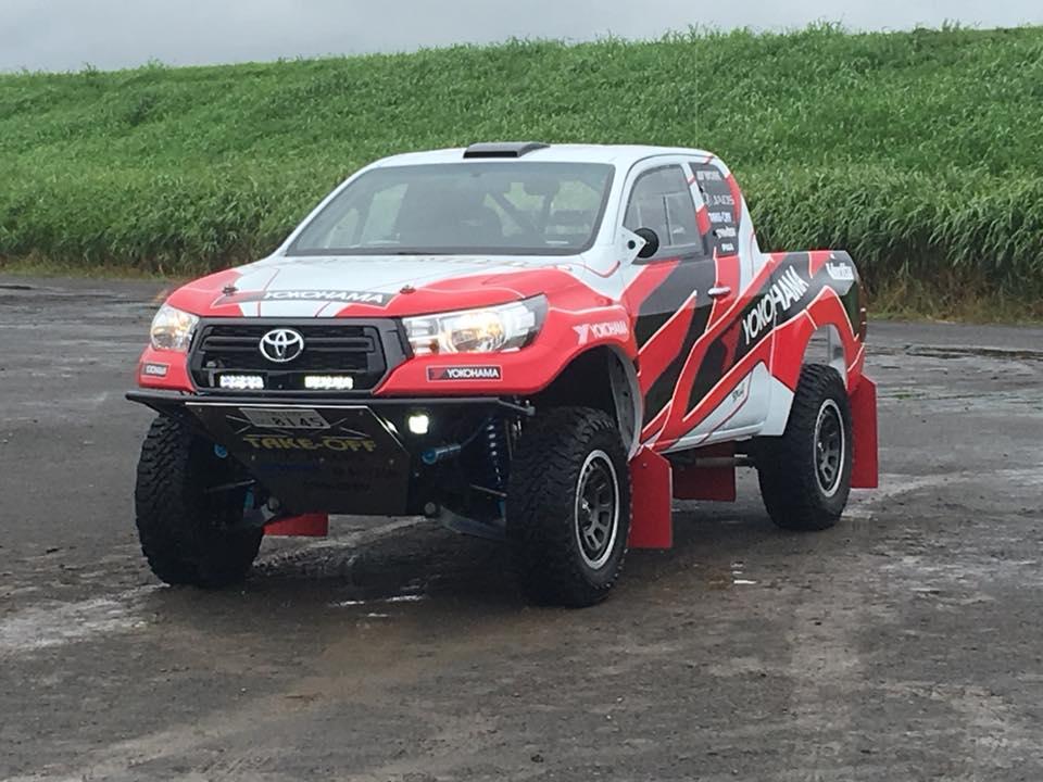 Команда компании Yokohama примет участие в гонке AXCR 2018 на шинах Geolandar M/T G003