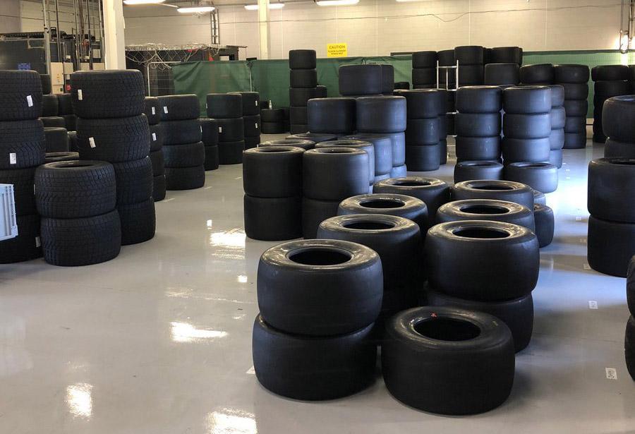 Пирелли обнародовала командный выбор сликов на Гран-при Германии