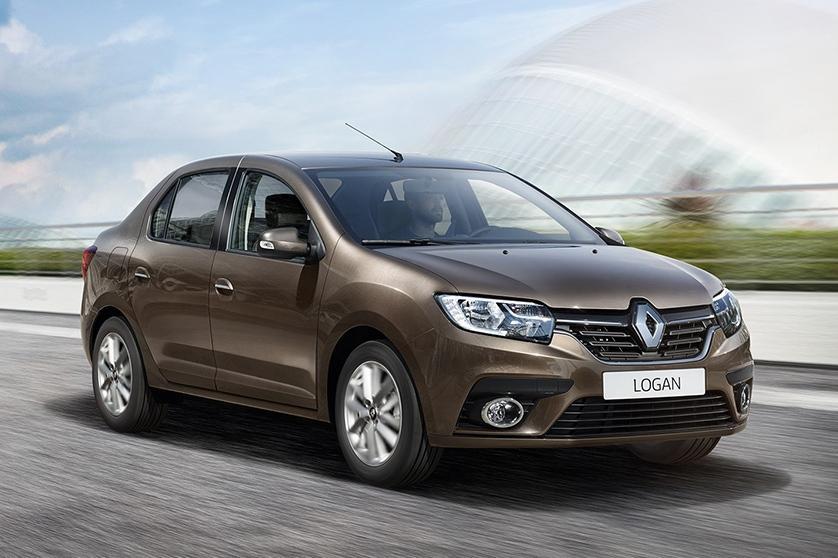 Обновились российские Renault Logan и Sandero