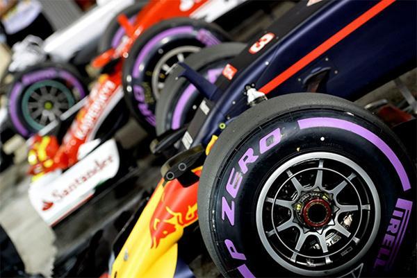 В Пирелли сделали выбор сликов на Гран-при США