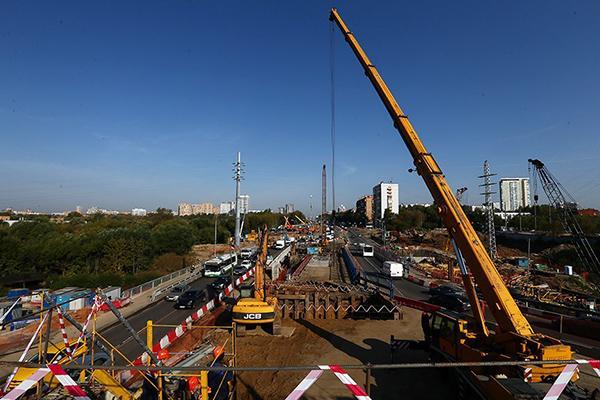 На Северо-Западной хорде построят новый мост