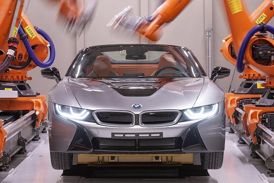 Концерн BMW начал использовать томографию для автомобилей