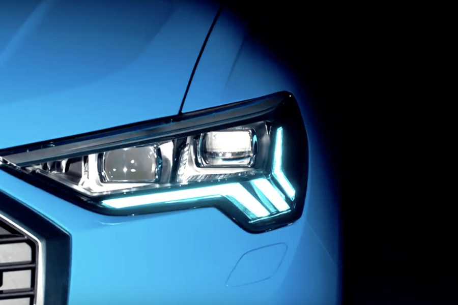 Завтра рассекретят новый Audi Q3