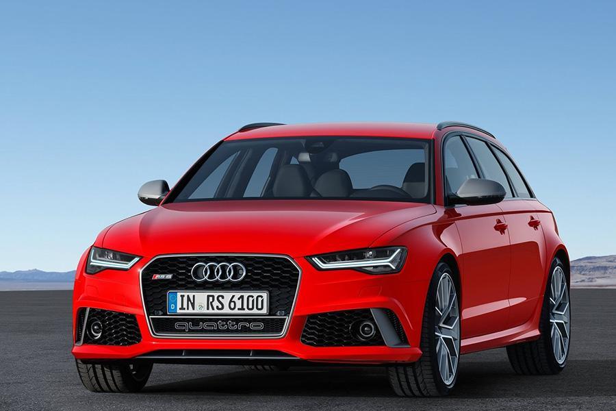 Audi RS6 Avant повезет двигатель от Lamborghini