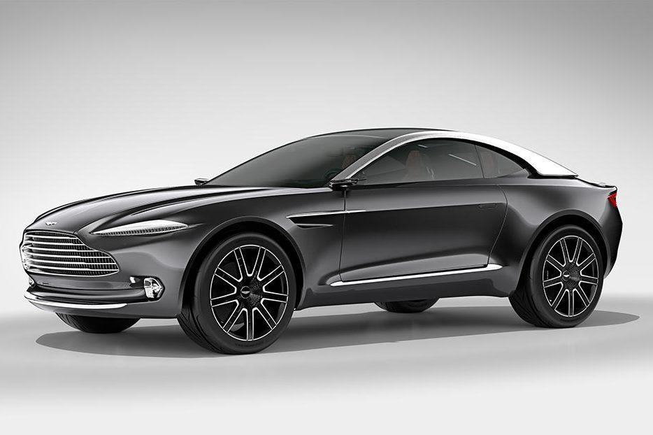 Первый кроссовер Aston Martin выйдет в 2019 году