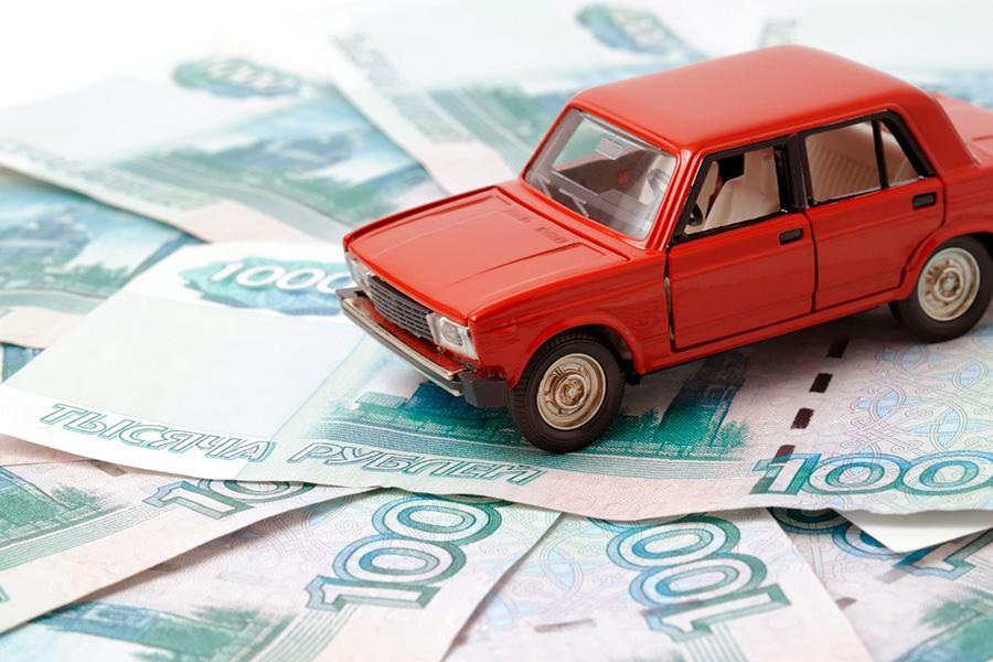 ФНС рассказала о структуре поступлений от транспортного налога