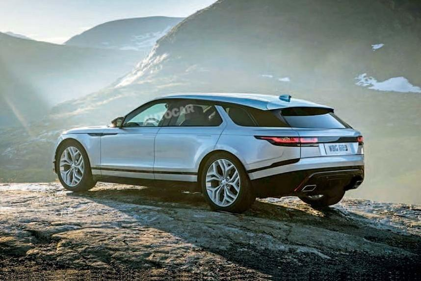 Jaguar Land Rover регистрирует новый суббренд