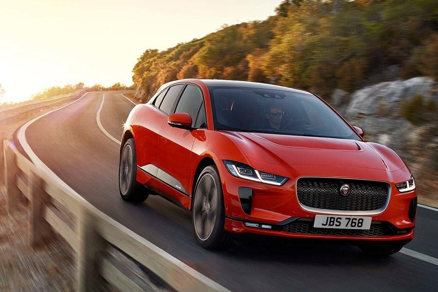 Jaguar определился с ценой на электрический I-Pace
