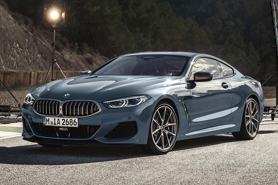 Названы российские цены на BMW 8-Series