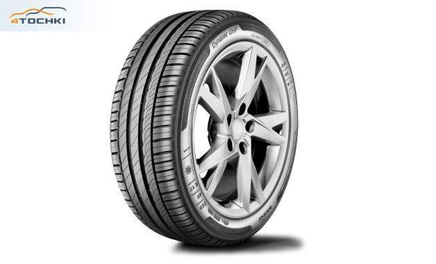 Под брендом Kleber выпущены UHP-шины с высшей оценкой за сцепление на мокрой дороге