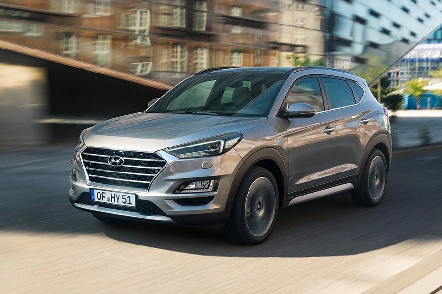 Российские цены на обновленный Hyundai Tucson больше не секрет