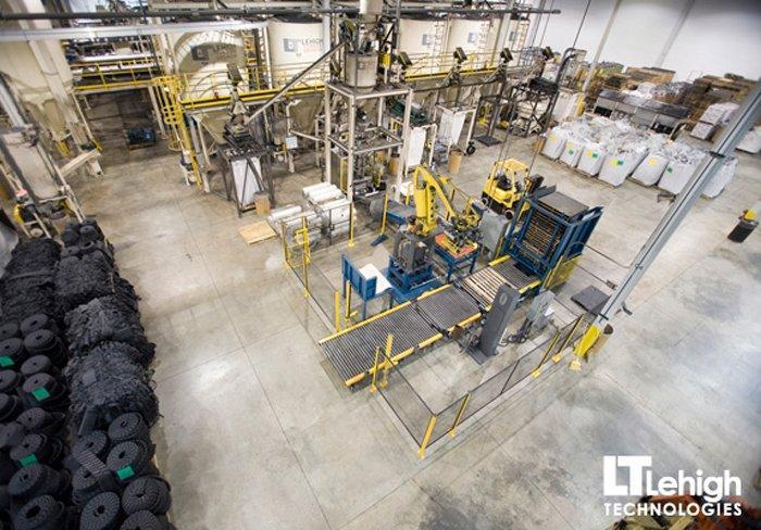 Lehigh Technologies открыла свой первый завод за пределами США