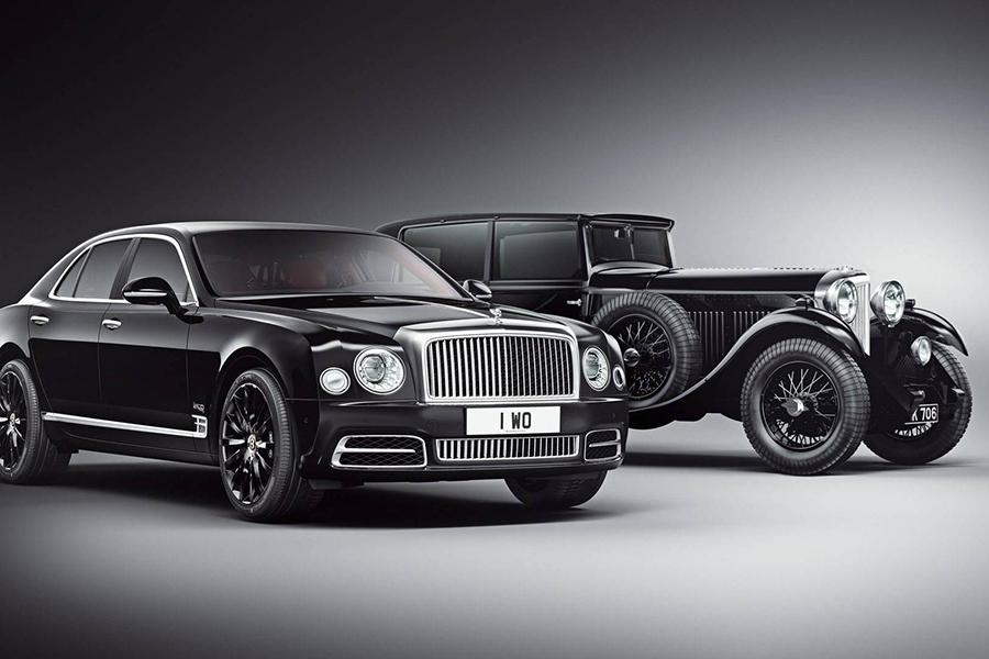 В честь столетия Bentley сделал 30-килограммовую книгу