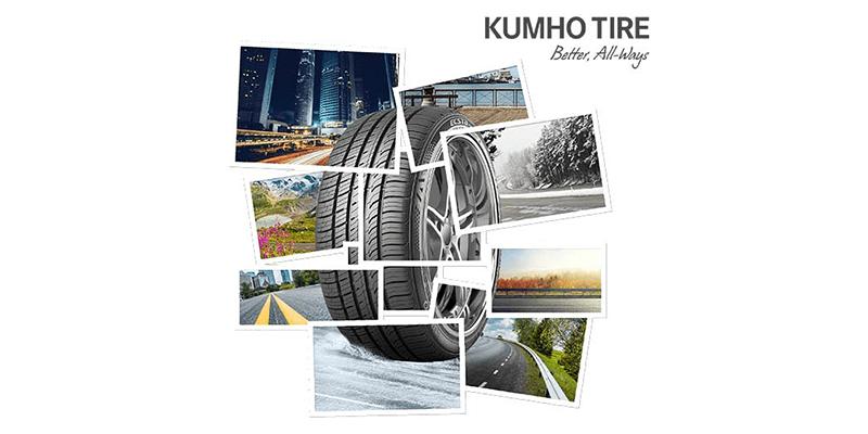 На североамериканский рынок выходит новая всесезонка Kumho Ecsta PA51