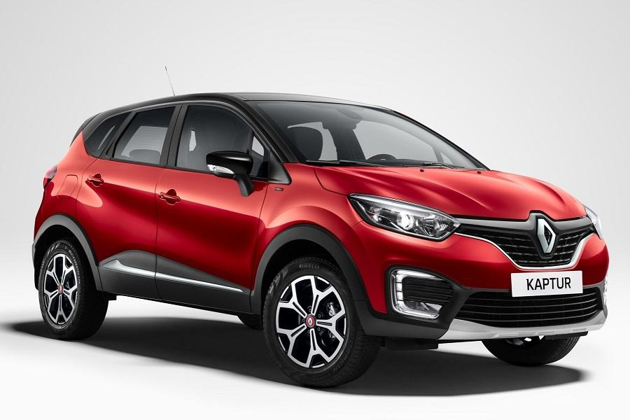 Renault Kaptur получил доступ в интернет