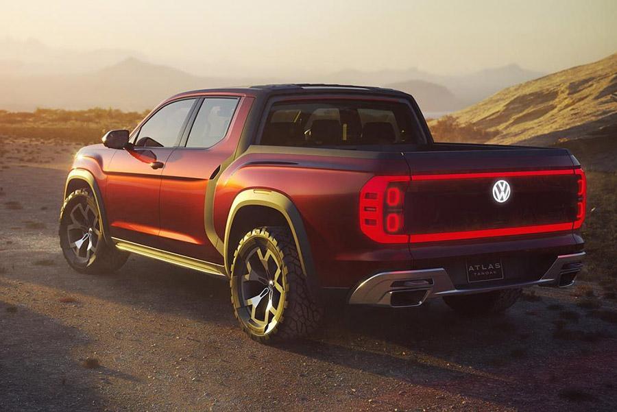 В Volkswagen думают над запуском еще одного пикапа