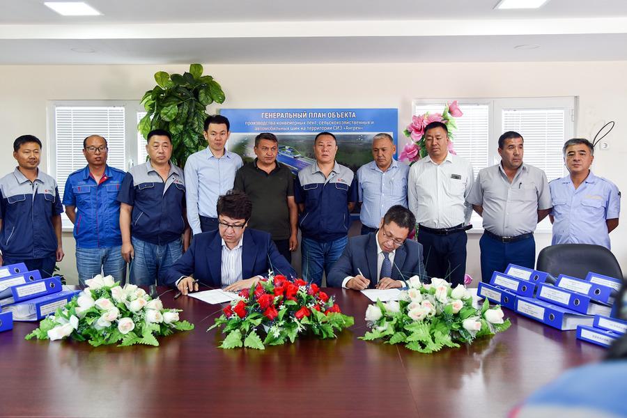 Linglong приступает ко второму этапу строительства завода в Узбекистане